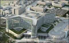 New South Glasgow Hospital