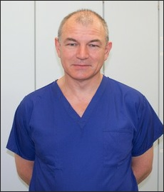 Richard Molloy, Consultant Colorectal Surgeon at Glasgow Colorectal Centre